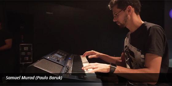 Samuel Murad - Paulo Baruk
