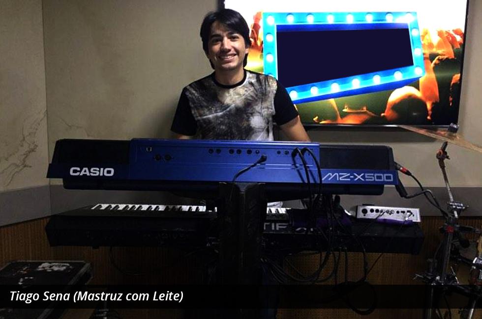 Tiago Sena - Mastruz com Leite